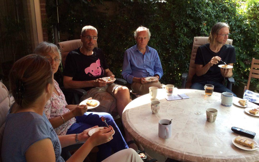 Eerste bijeenkomst VC theologen