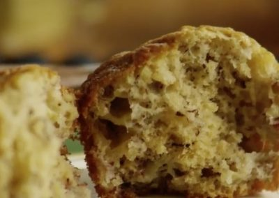 Voorproefje recept (muffins)
