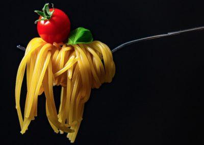 DAG 4: Spaghetti met pesto-saus